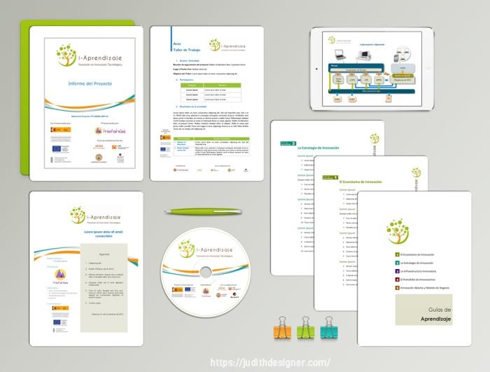 Judith Designer | Diseño Editorial y Gráfico iAprendizaje