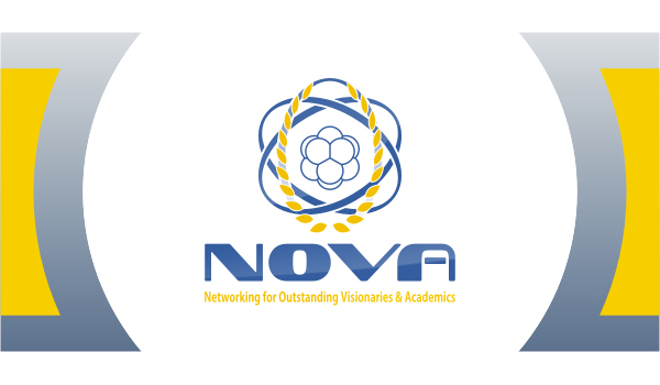 Logotipo NOVA - EYE Project