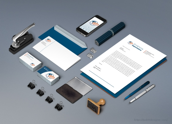 Branding DinExport