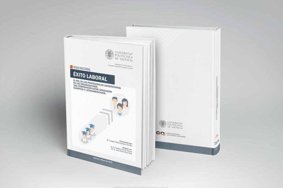 Diseño de Portada de Tesis Doctoral