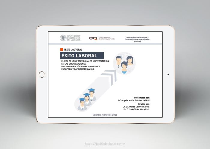 Diseño de Presentación de Tesis Doctoral