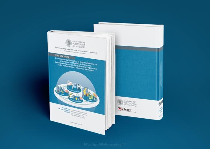 Diseño Editorial de Tesis Doctoral